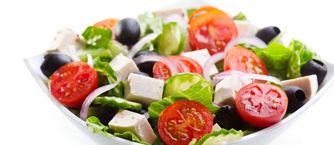 Rauwkostmixen en salades